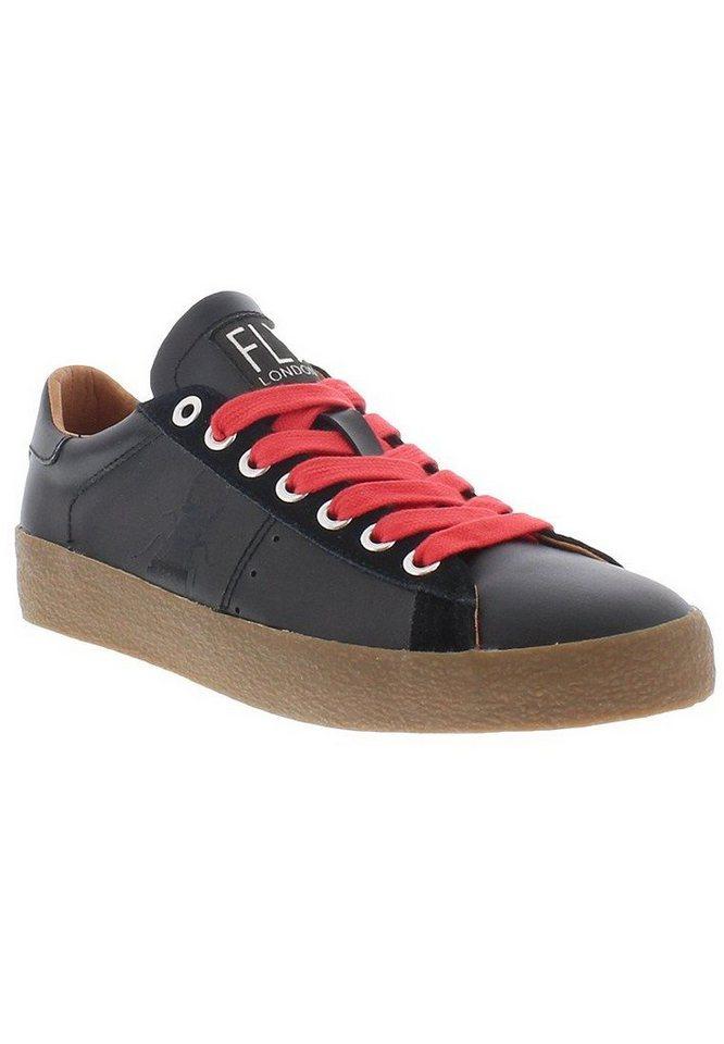 FLY LONDON Sneaker,Schnürschuhe »BERG823FLY« in schwarz