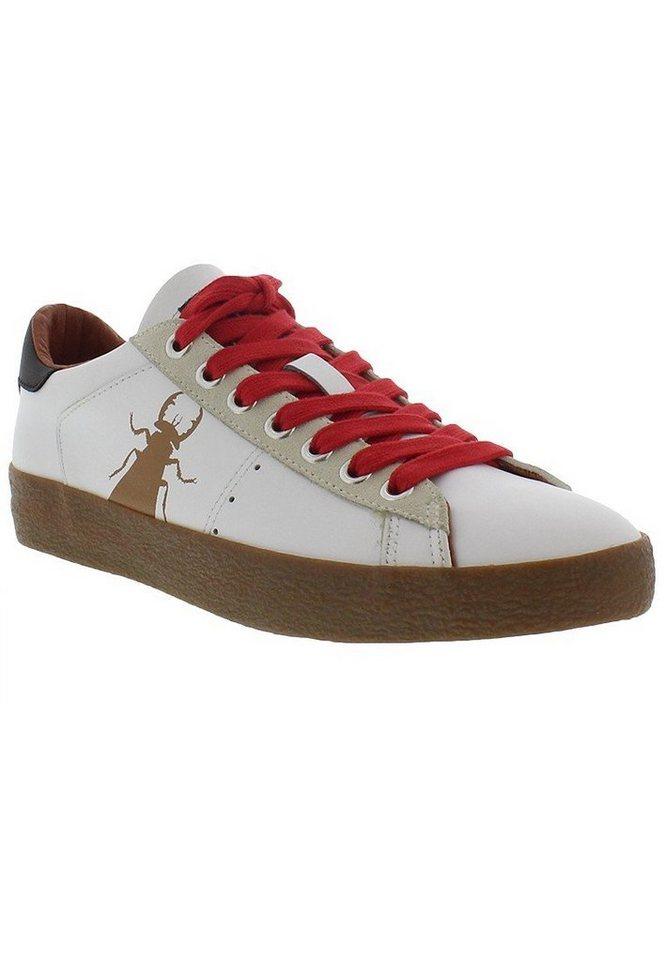 FLY LONDON Sneaker,Schnürschuhe »BERG823FLY« in weiß