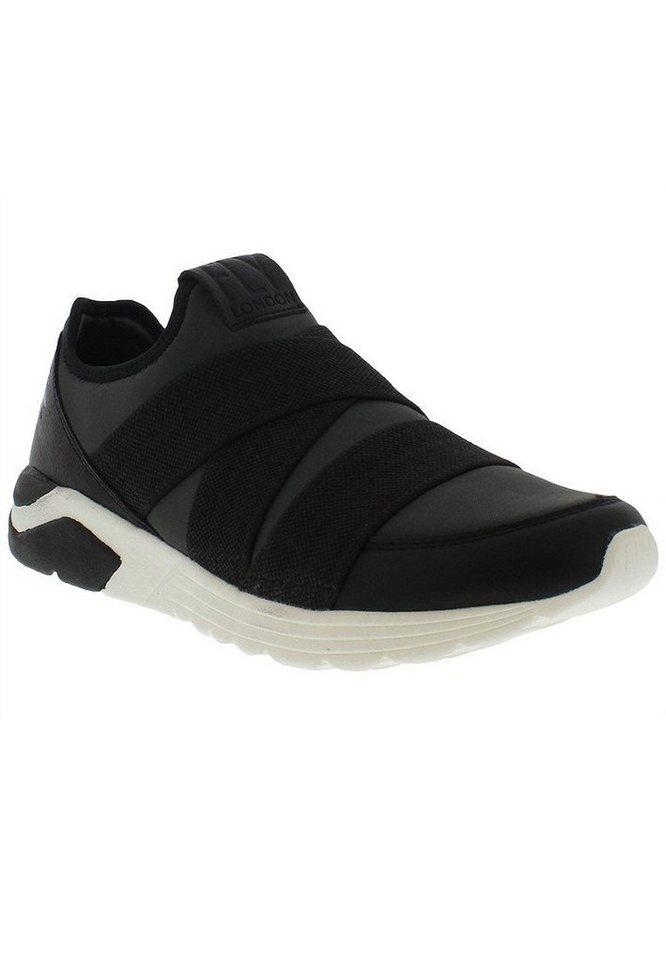 FLY LONDON Sneaker,Schnürschuhe,Herrensneaker,high »SNOK844FLY« in grau
