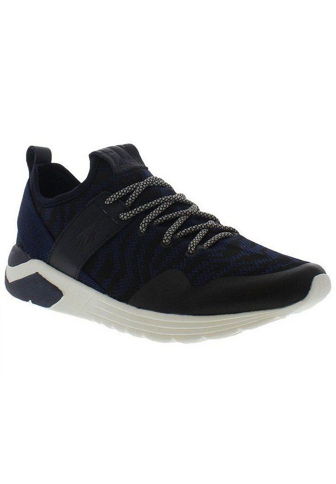 FLY LONDON Sneaker,Schnürschuhe,Herrensneaker,high »SUBA841FLY« in blau