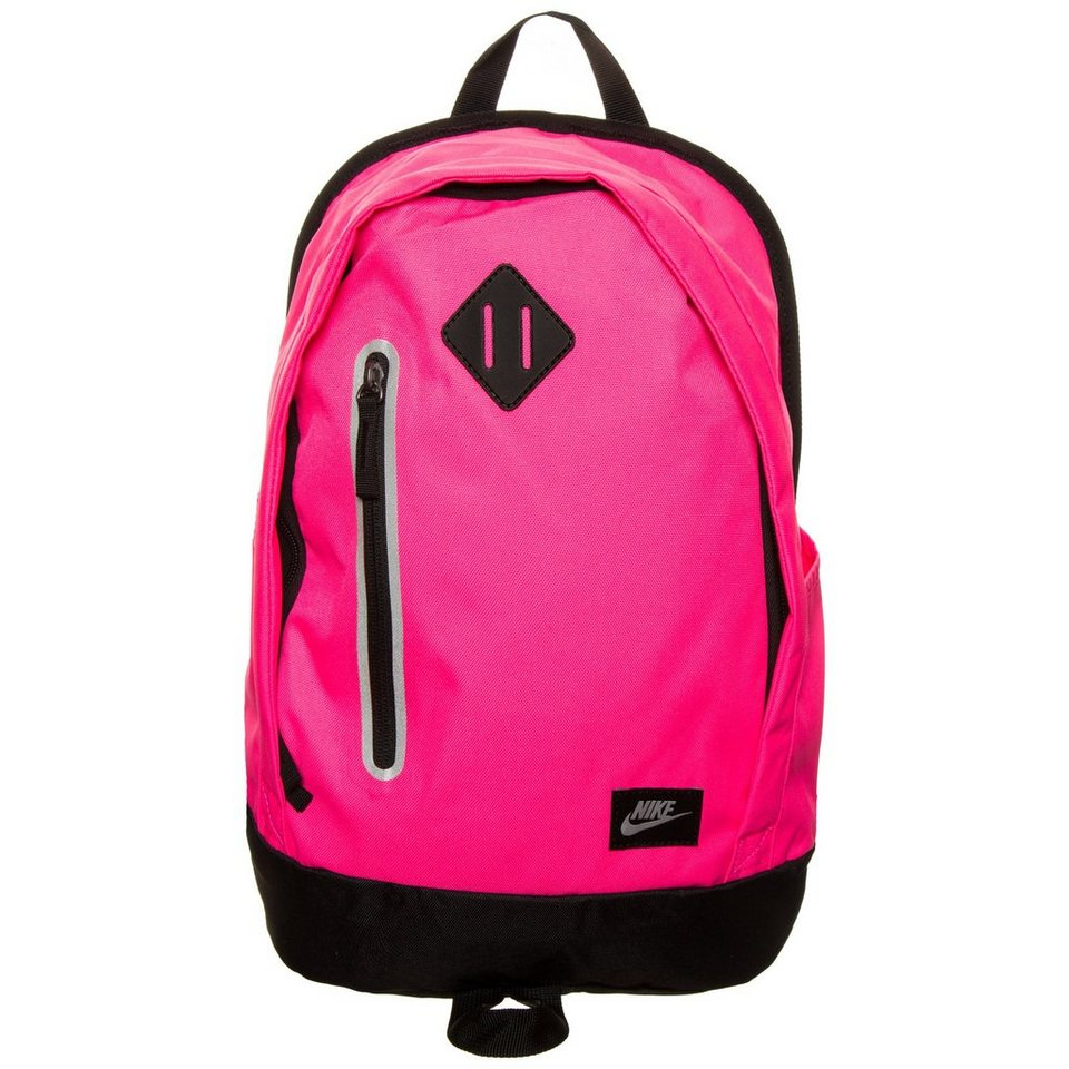 NIKE Cheyenne Solid Sportrucksack Kinder in pink / schwarz