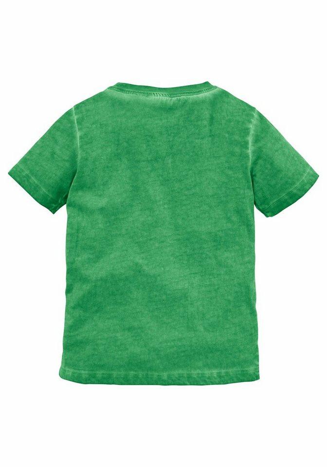 kidsworld t shirt mit witzigem spruch ich war 39 s nicht. Black Bedroom Furniture Sets. Home Design Ideas