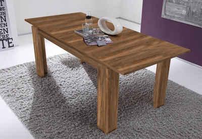 esstisch ausziehbar nussbaum. Black Bedroom Furniture Sets. Home Design Ideas
