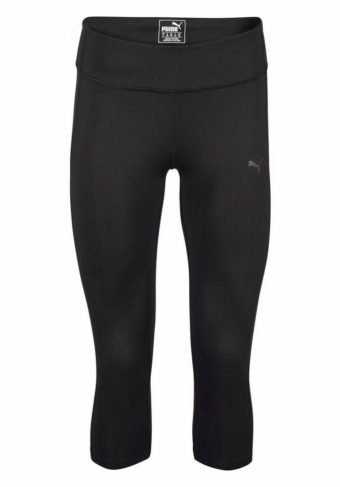 PUMA 3/4-Hose »Essential 3/4 Tight« in schwarz