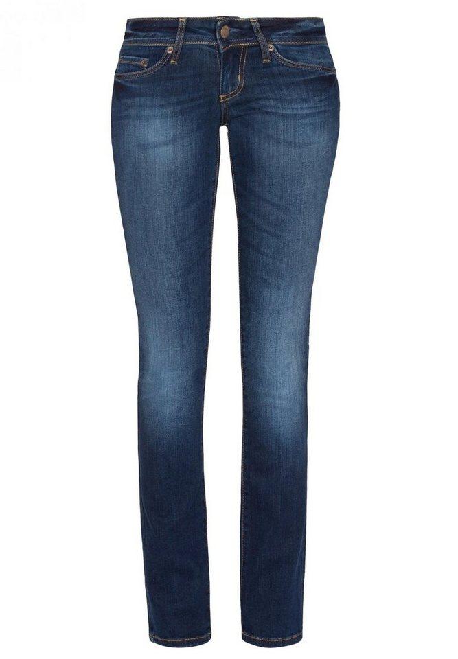 Colins Slim-fit-Jeans »Anya« in blau