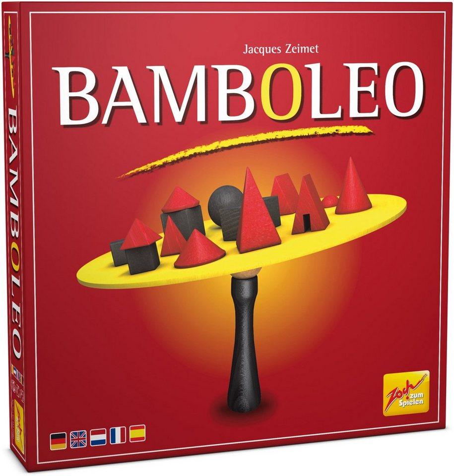Zoch Geschicklichkeitsspiel, »Bamboleo«