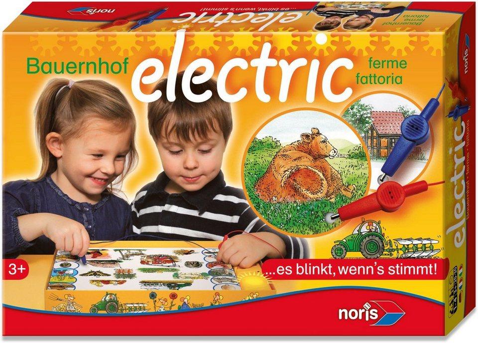 Noris Quizspiel, »Bauernhof Electric«