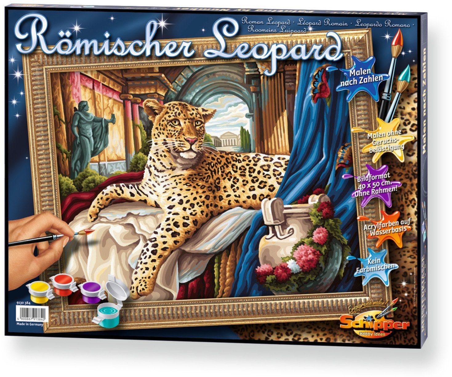 Schipper Malen nach Zahlen, »Meisterklasse Premium Römischer Leopard«