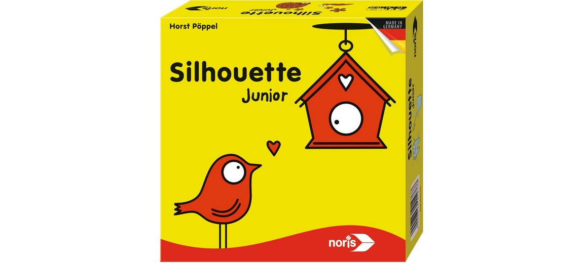 Noris Quizspiel, »Silhouette Junior«