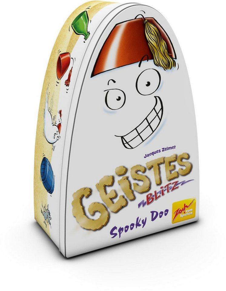 Zoch Kartenspiel, »Geistesblitz Spooky Doo«