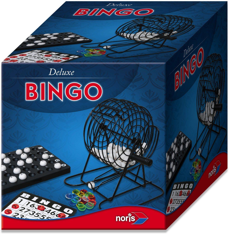 Noris, Gesellschaftsspiel, »Deluxe Bingo«