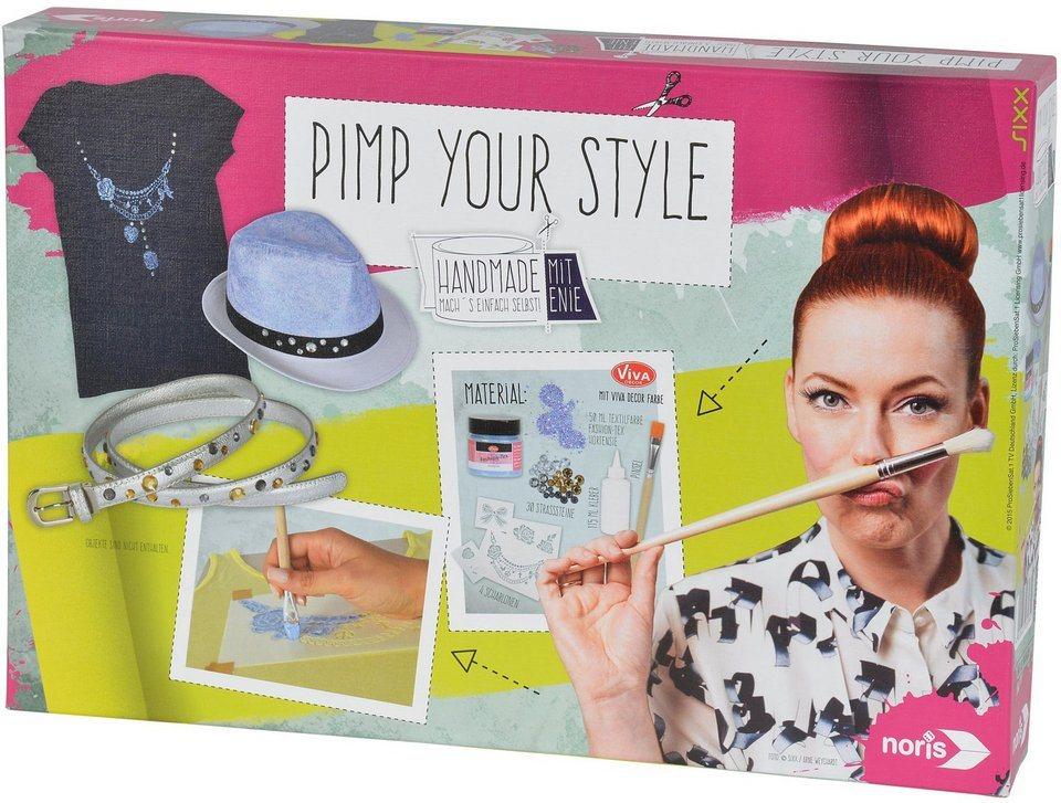 Noris Kreativset, »Enie Pimp your style«