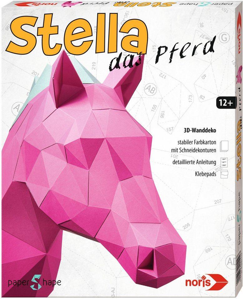 Noris Bastelset, »Papershape Pferd Stella«