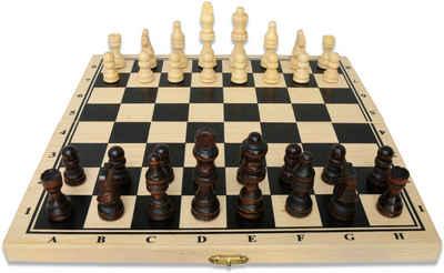 Noris Spiel, »Deluxe Holz Schach«