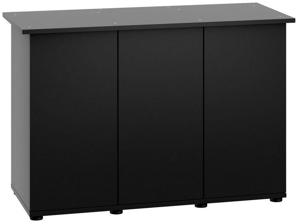 Aquarien-Unterschrank »125 SB«, Maße (B/T/H): 121/51/80 cm in schwarz