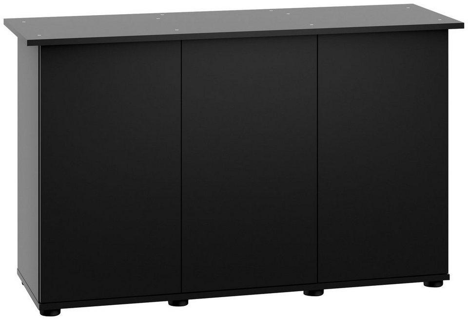 Aquarien-Unterschrank »121 SB«, Maße (B/T/H): 121/41/73 cm in schwarz