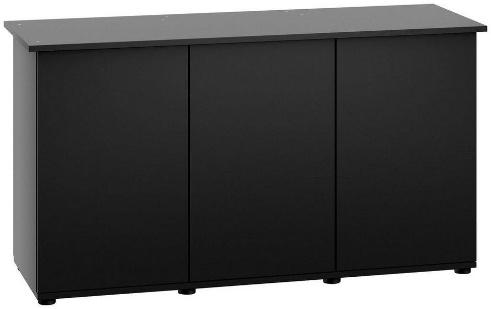 Aquarien-Unterschrank »155 SB«, Maße (B/T/H): 151/51/80 cm in schwarz