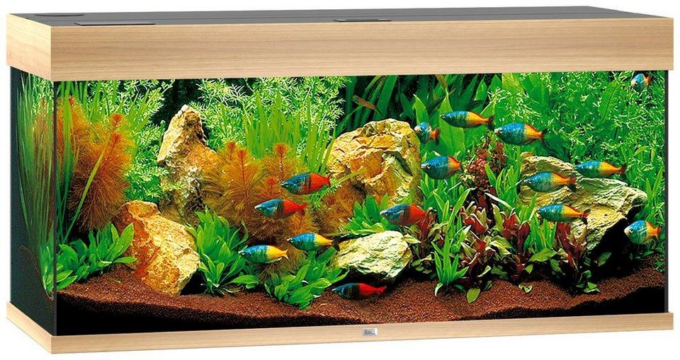 Aquarium »Rio 180«, Maße (B/T/H): 101/41/51 cm in helles Holz