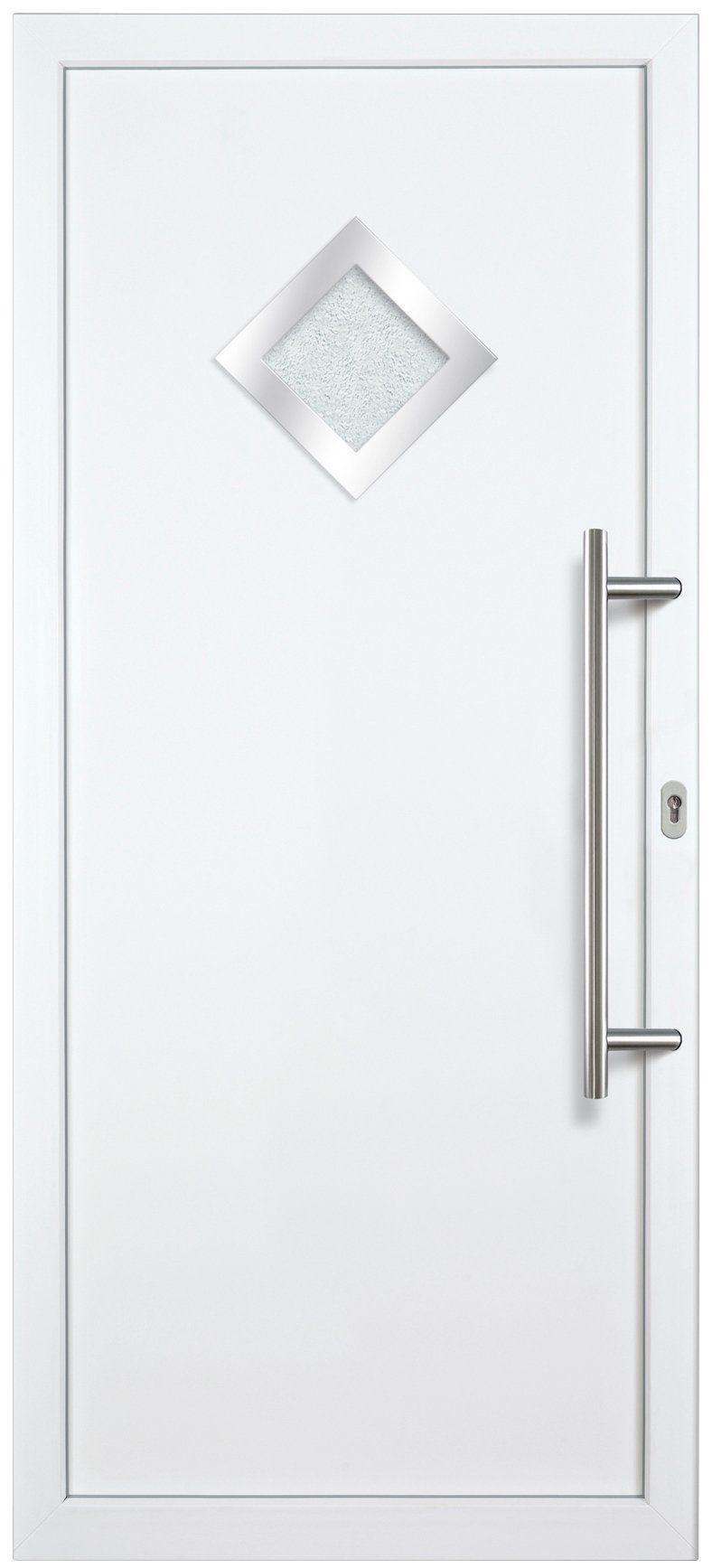Kunststoff-Haustür »KA632 P« nach Wunschmaß, Türanschlag links