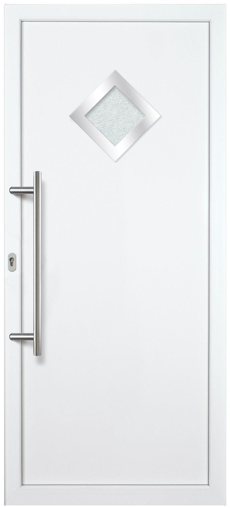 Kunststoff-Haustür »KA632 P« nach Wunschmaß, Türanschlag rechts