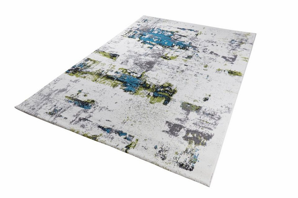 Teppich, Arte Espina, »Move 4440«, gewebt in weiß