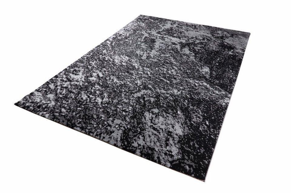 Teppich, Arte Espina, »Move 4446« in schwarz
