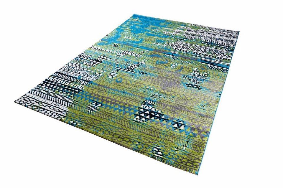 Teppich, Arte Espina, »Move 4449« in blau