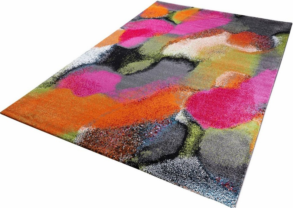 Teppich, Arte Espina, »Move 4452« in bunt