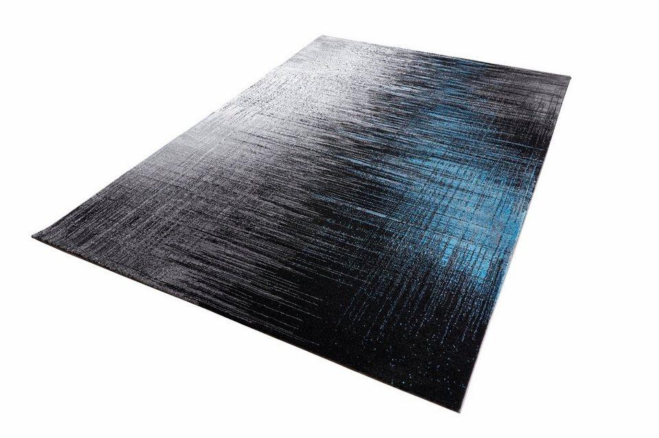 Teppich, Arte Espina, »Move 4453« in blau