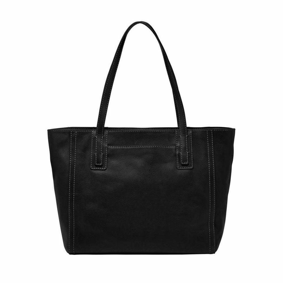 Fossil Shopper »EMMA TOTE« in schwarz