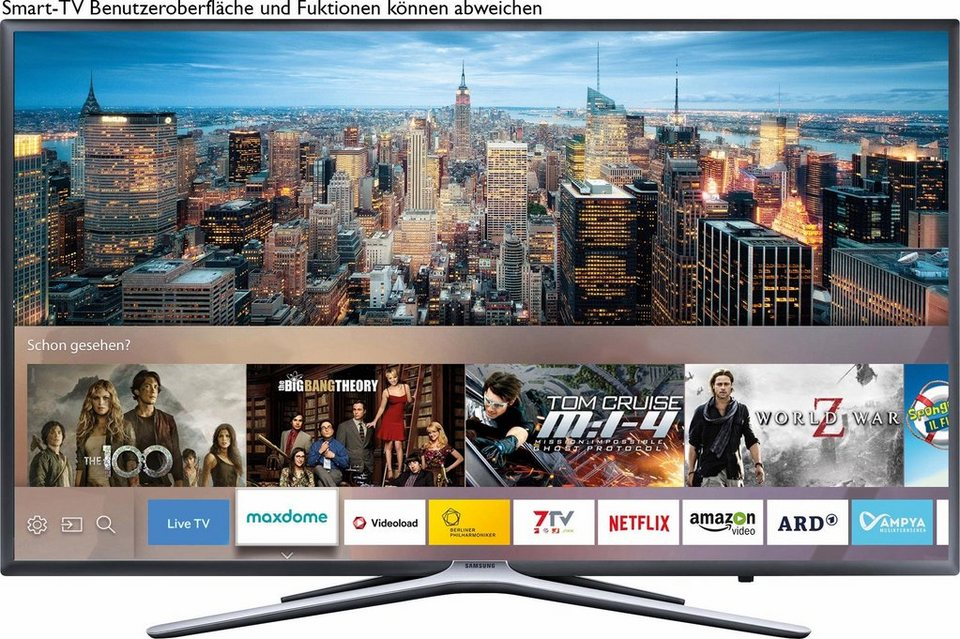 samsung ue40k5579suxzg led fernseher inkl 36 monate garantie 101 cm 40 zoll 1080p full hd. Black Bedroom Furniture Sets. Home Design Ideas