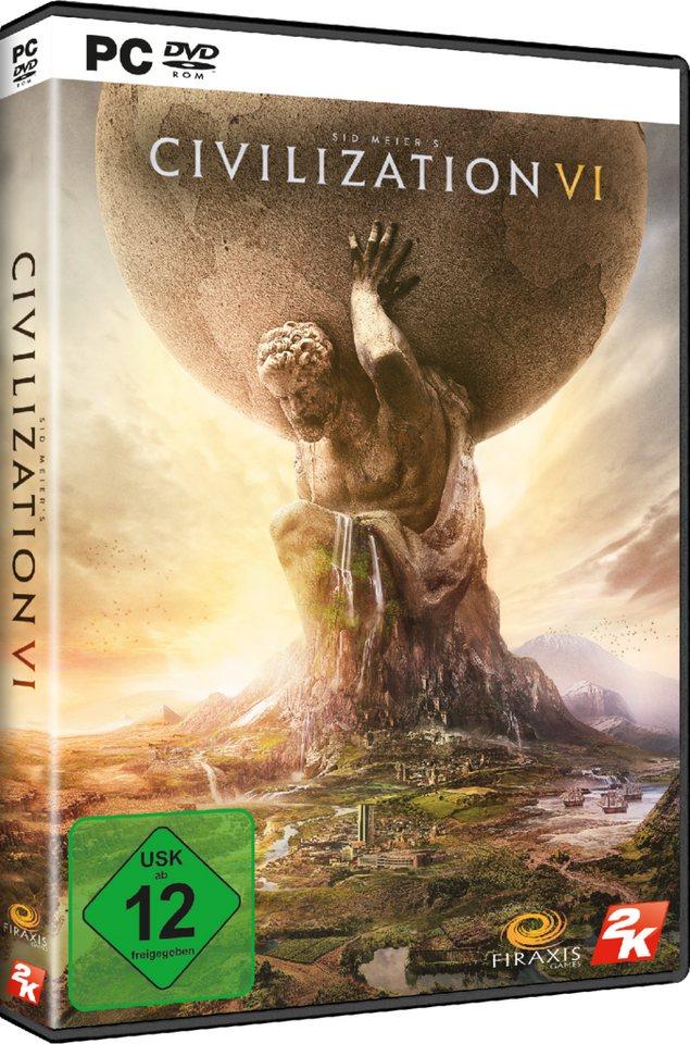 2K Sid Meier's Civilization VI DayOne Edition »(PC)«