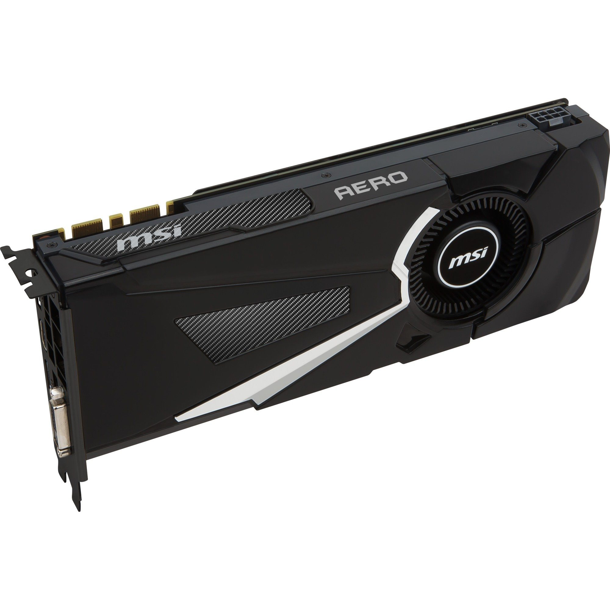 MSI Grafikkarte »GeForce GTX 1070 AERO 8G OC«