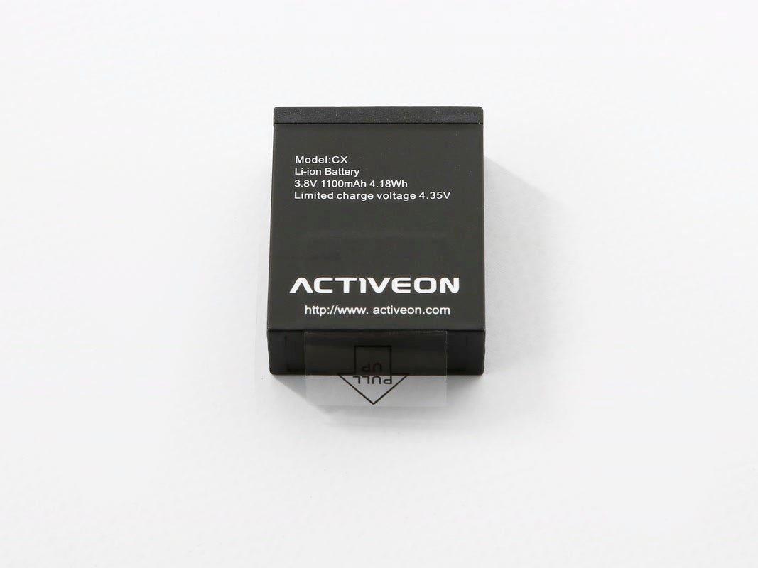 ACTIVEON Akku »ACTIVEON RECHARGEABLE BATT.«