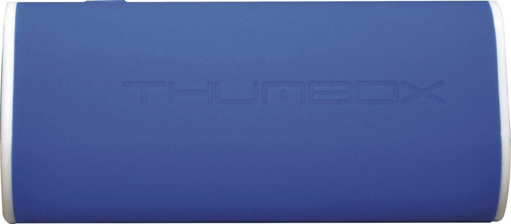 MiPow Mobile, 7.800 mAh starke Powerbank »Thumbox«