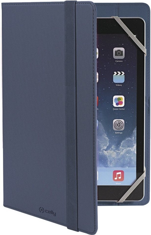 Celly Universelles BookCover für 7-8 Zoll Geräte »UNITAB« in blau