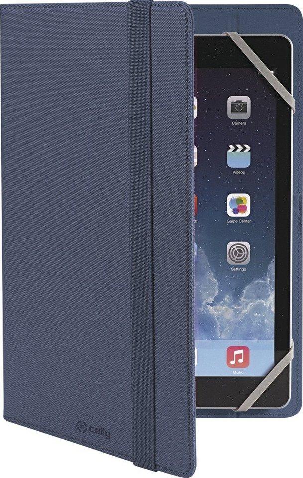 Celly Universelles BookCover für 9-10 Zoll Geräte »UNITAB« in blau