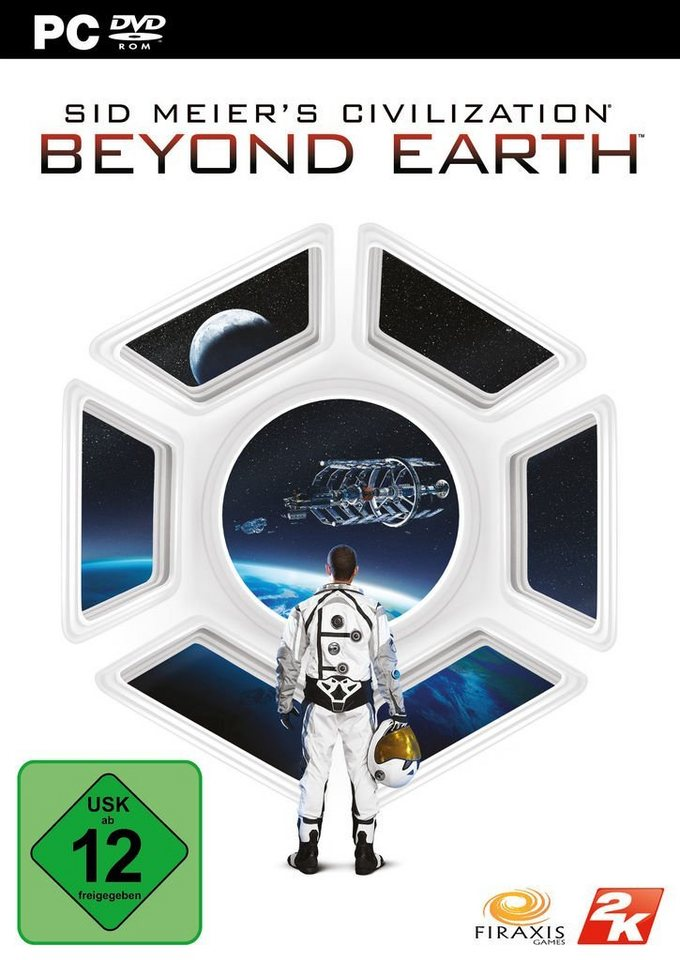 2K PC - Spiel »Civilization Beyond Earth«