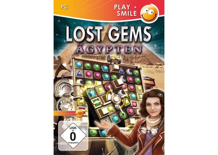 astragon PC - Spiel »Lost Gems: Ägypten«