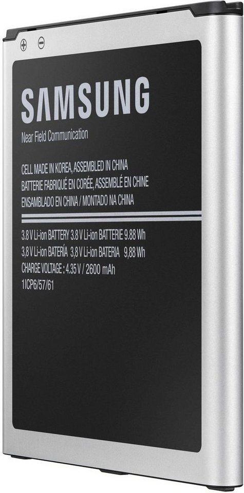 Samsung Akku »Akkublock EB-BG530 für Grand Prime« in Grau