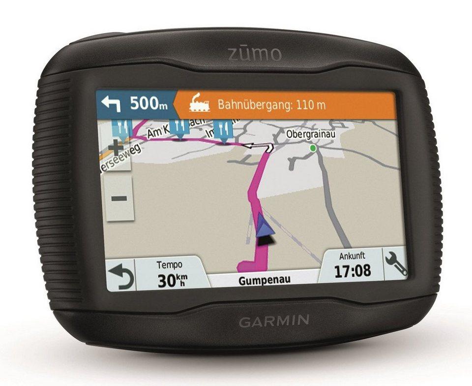 Garmin Navigationsgerät »Zumo 395 LM« in Schwarz