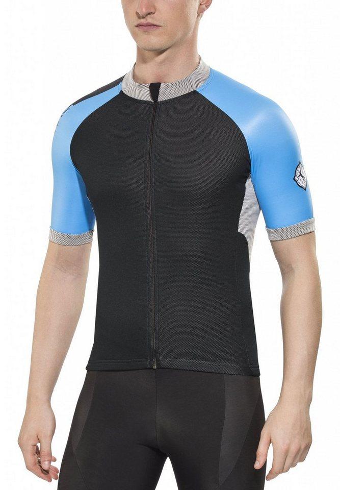 Bioracer Radtrikot »Sprinter Cold Black Short Sleeve Jersey Men« in schwarz