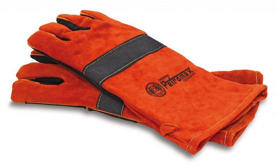 Petromax Camping-Geschirr »Aramid Pro 300 Handschuh« in orange