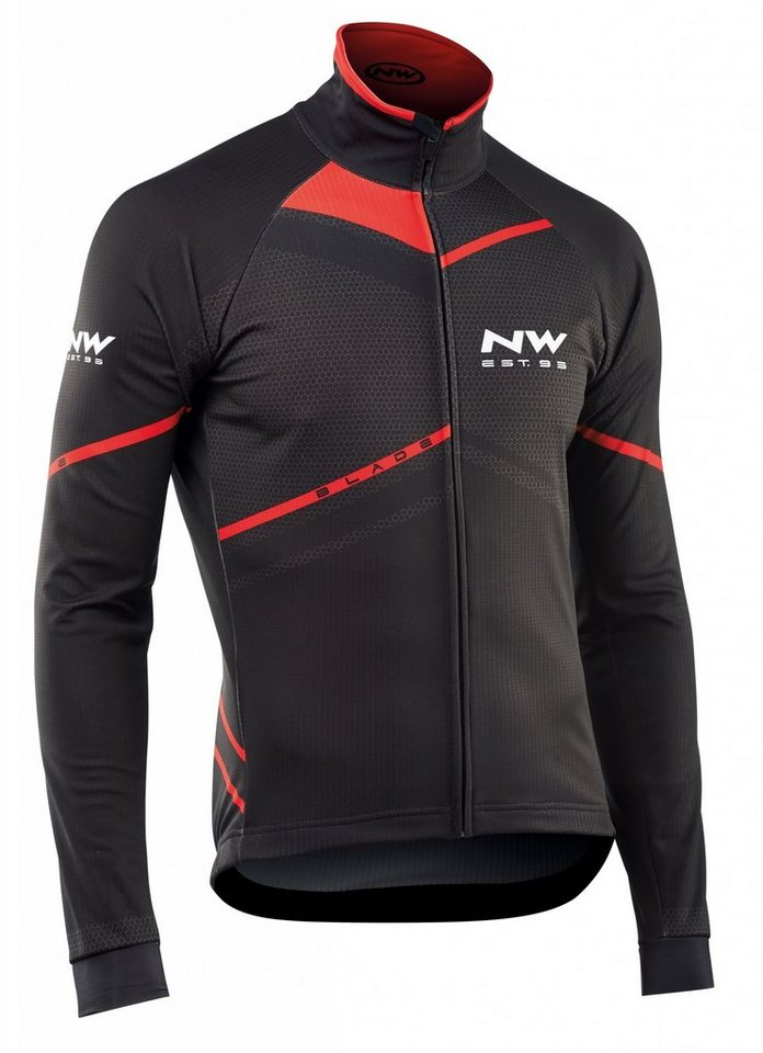 Northwave Radjacke »Blade Jacket Men« in schwarz