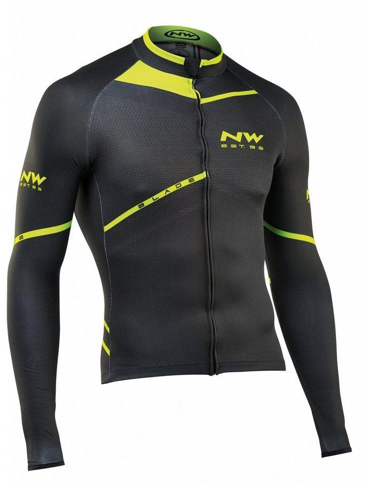 Northwave Radjacke »Blade Jacket Men« in schwarz