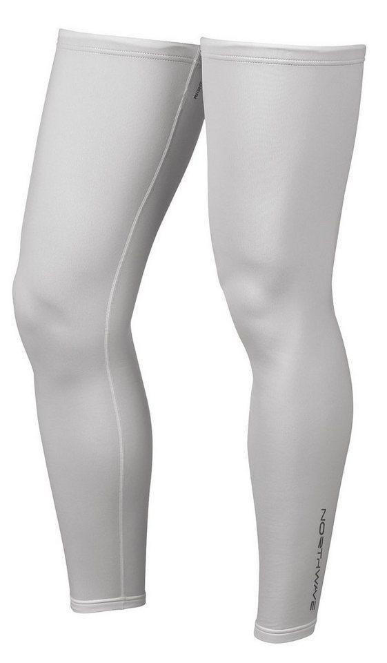 Northwave Armling »Easy Leg Warmers« in weiß