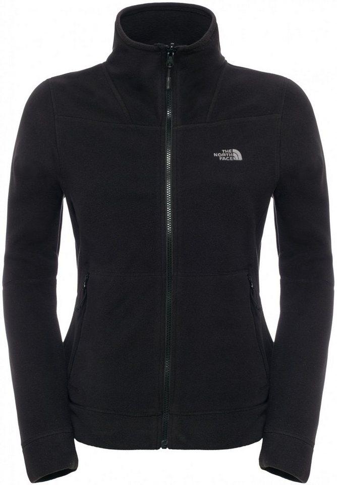 The North Face Outdoorjacke »200 Shadow Full Zip Women« in schwarz