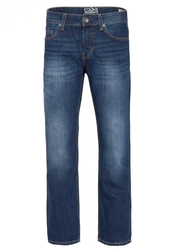 Colins 5-Pocket-Jeans »David« in wash