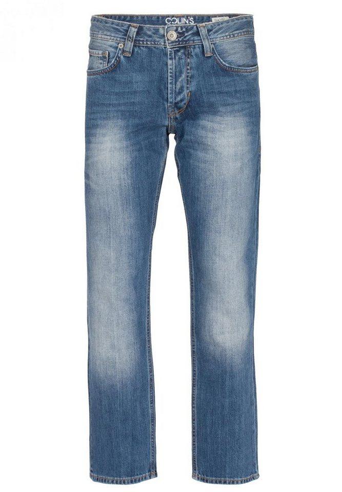 Colins 5-Pocket-Jeans »David« in Light
