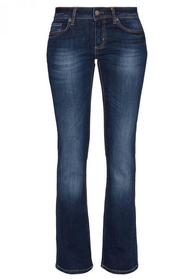 Colins Bootcut-Jeans »Monica« in dark